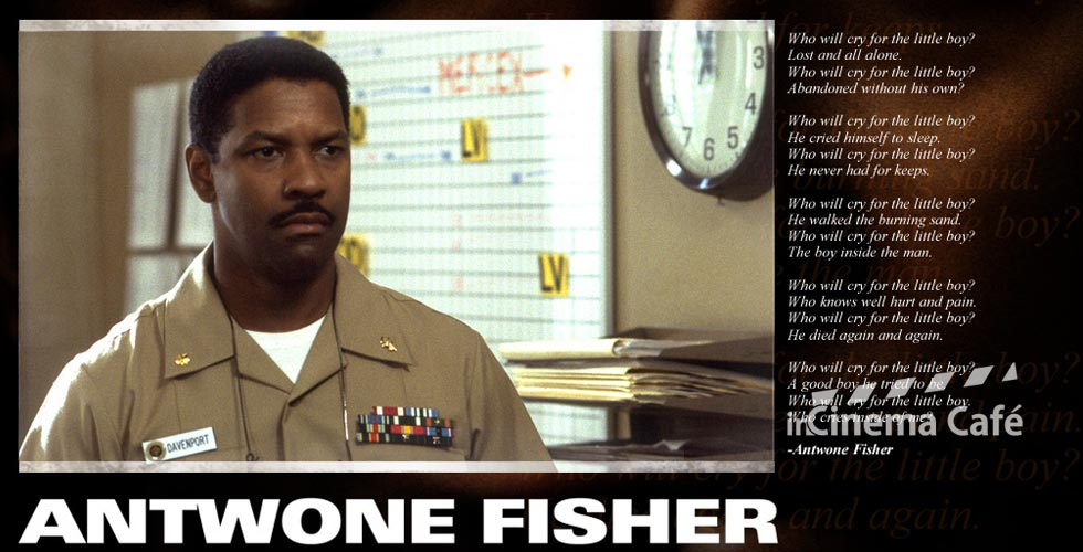 antwone fisher synopsis This title is outside the afi catalog of feature films antwone fisher was selected as one of afi's top ten films of 2002  synopsis twenty-four-year-old.